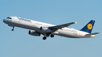 A picture of DAISL - Airbus A321231 - Lufthansa - © Stefan Thomas