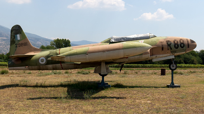 29881 - Lockheed T-33A Shooting Star - Greece - Air Force