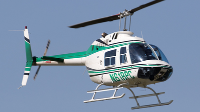 N618PC - Bell 206B JetRanger III - Private