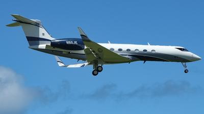 N50JE - Gulfstream G-V - Private