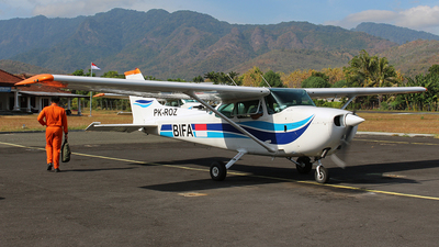 PK-ROZ - Cessna 172P Skyhawk II - Bali International Flight Academy