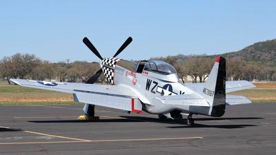 NL20TF - North American TF-51D Mustang - Private