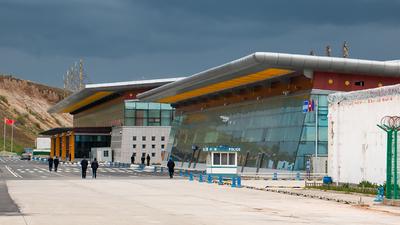 ZUJZ - Airport - Terminal