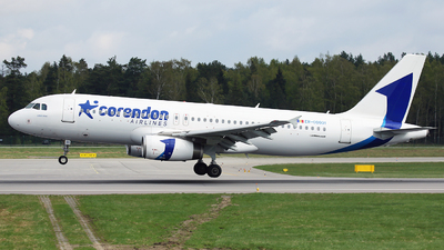 ER-00001 - Airbus A320-233 - Corendon Airlines Europe