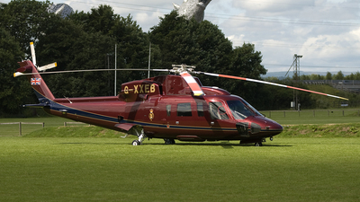 G-XXEB - Sikorsky S-76C++ - Private