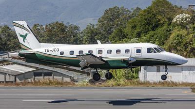 TG-JCO - Embraer EMB-110P1 Bandeirante - CM Airlines