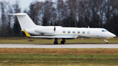 T7-MVA - Gulfstream G450 - Private