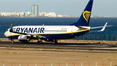 A picture of EIEKP - Boeing 7378AS - Ryanair - © aaron_gcrr