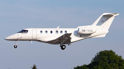 HB-VVU - Pilatus PC-24 - Pilatus Aircraft