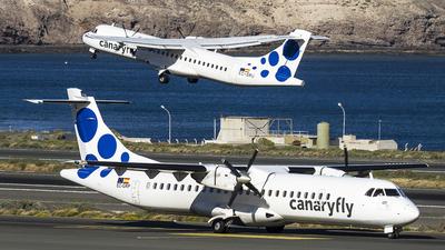 A picture of ECGRP - ATR 72202 - [0488] - © Antonio Rodriguez