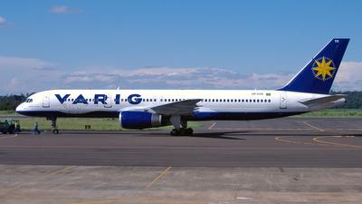 PP-VTR - Boeing 757-256 - Varig