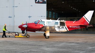 A picture of GSCIR - Piper PA31 Navajo -  - © Frankie A Said