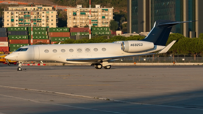 N682GD - Gulfstream G650 - Gulfstream Aerospace