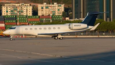 N682GD - Gulfstream G650 - Gulfstream Aerospace