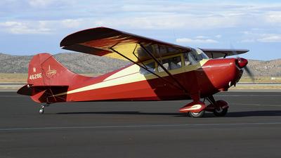 N4628E - Aeronca 11CC Super Chief - Private