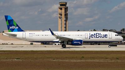 N975JT - Airbus A321-231 - jetBlue Airways