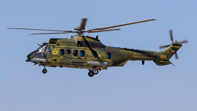 103 - Airbus Helicopters H225M - Kuwait - National Guard