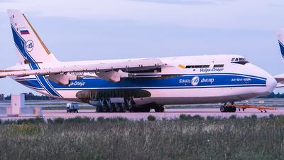 RA-82074 - Antonov An-124-100 Ruslan - Volga Dnepr Airlines