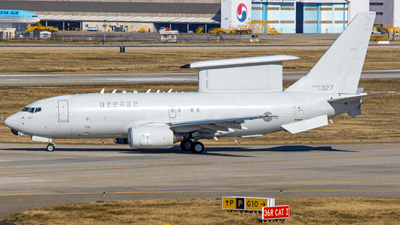 65-327 - Boeing 737-7ES Peace Eye - South Korea - Air Force