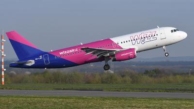 HA-LWD - Airbus A320-232 - Wizz Air