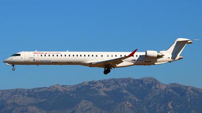 9H-LOJ - Bombardier CRJ-1000 - Air Nostrum (MedAvia)