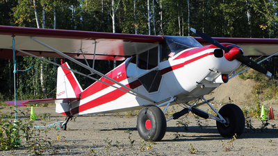 N4214H - Piper PA-14 Cruiser - Private