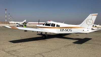 EP-SCG - Piper PA-28-161 Warrior III - Parsis Aviation Training Center (PATC)