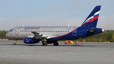 RA-89047 - Sukhoi Superjet 100-95B - Aeroflot