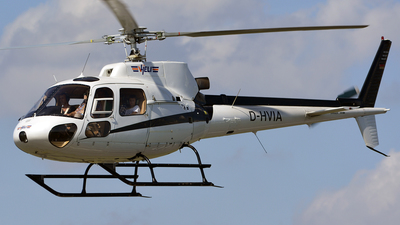 D-HVIA - Eurocopter AS 350BA Ecureuil - Private