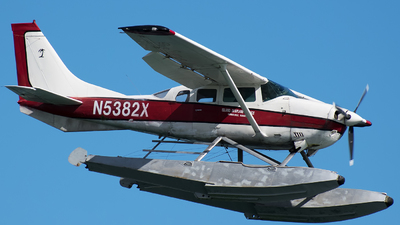 A picture of N5382X - Cessna U206G Stationair - [U20605698] - © Cameron Stone