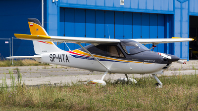 SP-HTA - Tecnam P2008JC MkII - Poland - Medical Air Rescue