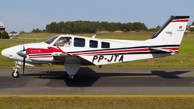 PP-JTA - Beechcraft G58 Baron - Private