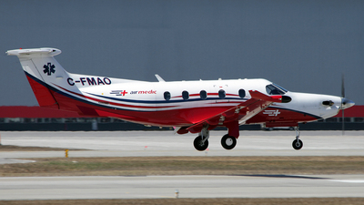 C-FMAO - Pilatus PC-12/47E - Private