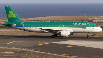 A picture of EIDEP - Airbus A320214 - Aer Lingus - © Manu Aldana