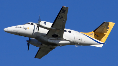 SE-LNV - British Aerospace Jetstream 32EP - DirektFlyg