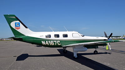 N4167C - Piper PA-46-350P Malibu Mirage/Jetprop DLX - Private