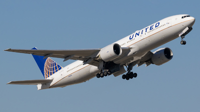 A picture of N78002 - Boeing 777224(ER) - United Airlines - © Positive Rate Photography