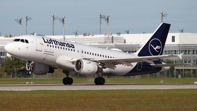 D-AILB - Airbus A319-114 - Lufthansa CityLine