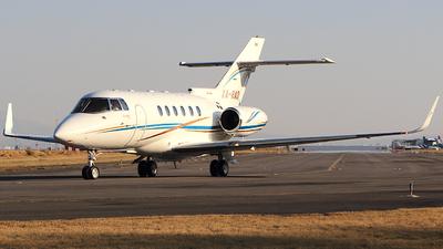 A picture of XARAD - Hawker 800XP - [258527] - © Luis Miguel Martinez