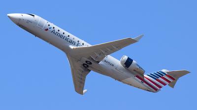 N415AW - Bombardier CRJ-200ER - American Eagle (Air Wisconsin)