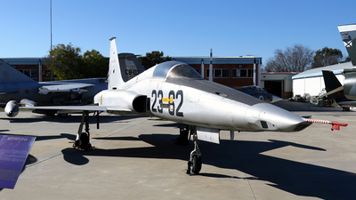 AR.9-062 - Northrop RF-5A Freedom Fighter - Spain - Air Force