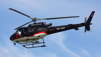 HB-ZKG - Eurocopter AS 350B3 Ecureuil - Eliticino