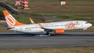 PR-GXB - Boeing 737-8EH - GOL Linhas Aéreas