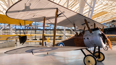 B6291 - Sopwith Camel F.1 - United Kingdom - Army Air Corps