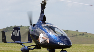 G-RDNY - Rotorsport UK Cavalon - Private