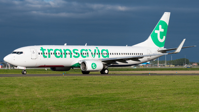 PH-HZN - Boeing 737-8K2 - Transavia Airlines