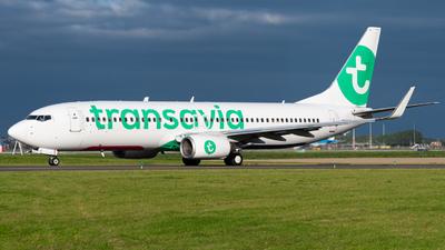 A picture of PHHZN - Boeing 7378K2 - Transavia - © Jeroen Van den Eynden