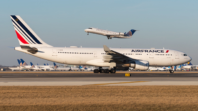 F-GZCM - Airbus A330-203 - Air France