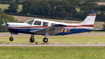 A picture of GBKMT - Piper PA32R301 - [32R8213013] - © Phil Woods