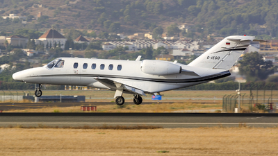 D-IEGO - Cessna 510 Citation Mustang - Private